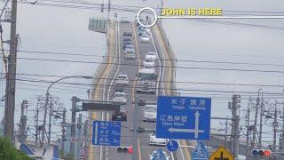 Japan's Most Terrifying Bridge: Eshima Ohashi ★ ONLY in JAPAN #33