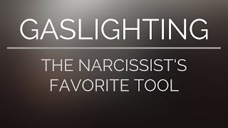 Gaslighting | The Narcissist