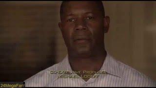 David Palmer Death Scene - 24 Season 5