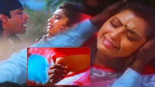 Punya Bhoomi Naa Desam Movie Scenes | Khali Removes Meena Saree | AR Entertainments