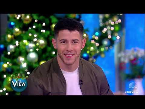 Xxx Mp4 Nick Jonas Clears Up Rumor That His Mom Does His Laundry The View 3gp Sex
