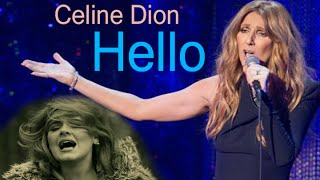 Celine Dion - Hello Adele Cover  (Audio)[HD]