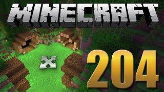 LABIRINTO da Floresta Sagrada - Minecraft Em busca da casa automática #204