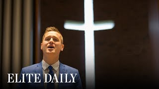 He's Singing In Churches To Fund A World Record Road Trip [Insights]