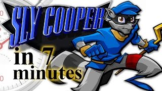 The History of Sly Cooper in Seven Minutes - A Brief History