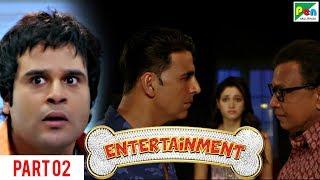 Entertainment | Akshay Kumar, Tamannaah Bhatia | Hindi Movie Part 2 of 10