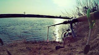 ловля на фидер на реке ока видео