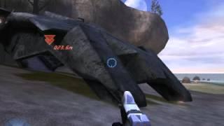 halo combat evolved pelican mod #1