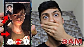 DO NOT FACETIME GEORGIE BROTHER BILL FROM IT MOVIE AT 3AM!! *OMG HE ACTUALLY ANSWERED*