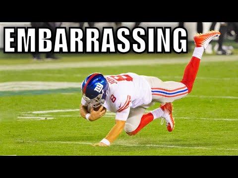 NFL Most Embarrassing Moments