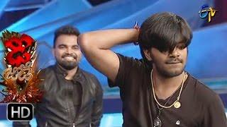 Sudheer Performance | Dhee Jodi | 3rd May 2017 | ETV Telugu