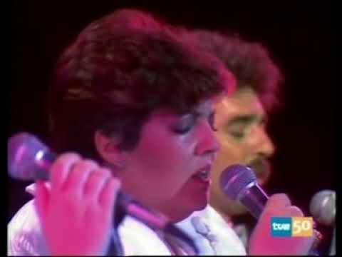 Mocedades 15 años de música Tve 1984