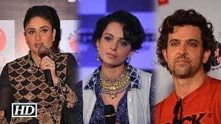 Kareena REACTS On Hrithik-Kangana Controversy - Don