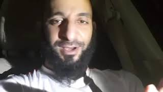 المخ مافيه شي سلبي الا لما انت تحط فيه افكار سلبيه، (أحمد القعود)