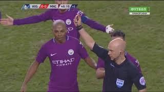 Wigan vs Manchester City 1-0 - All Goals & Highlights 19/02/2018 HD