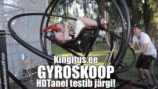 HDTanel testib järgi Gyroskoobi - Kingitus.ee pakub teile lahedaid elamusi (1080p) HD!