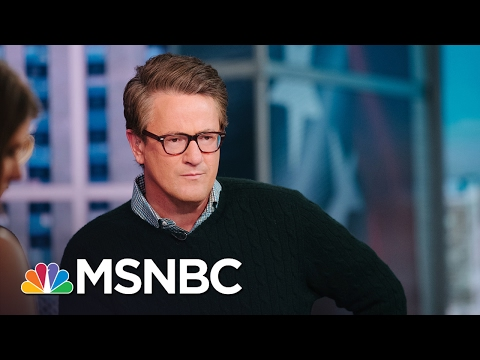 Joe This Is A White House In Chaos And A Storm Is Coming Morning Joe MSNBC