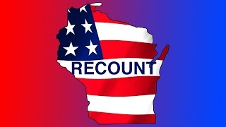 Wisconsin Recount -Day 2 - St. Croix County