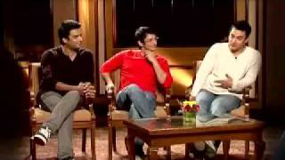 3 idiots and the Alcohol scene