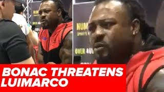 LUIMARCO vs WILLIAM BONAC!  Dave Palumbo on Dubai Altercation