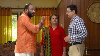 Bhramanam   Some interferences to solve the problem...   Mazhavil Manorama