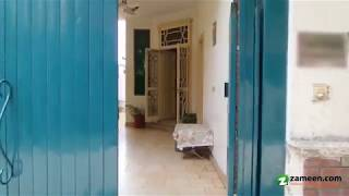 10 MARLA DOUBLE STOREY HOUSE IS AVAILABLE FOR SALE IN SHAH JAMAL LAHORE