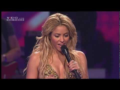 Xxx Mp4 Shakira Loca Sexy Live Show I X Factor Finale Interview HD HQ 3gp Sex