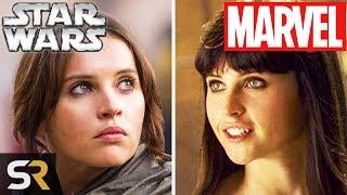 10 Star Wars Actors You Didn