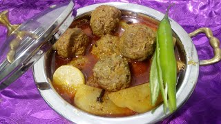 Kofte - Purani Dilli ke mashoor Kofte recipe