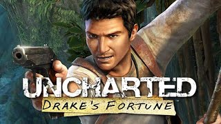 Uncharted: Drake's Fortune (The Full Movie)