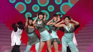 【TVPP】Brown Eyed Girls - How Come, 브아걸 - 어쩌다 @ Music Core Live
