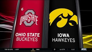 Ohio State at Iowa - Football HIghlights