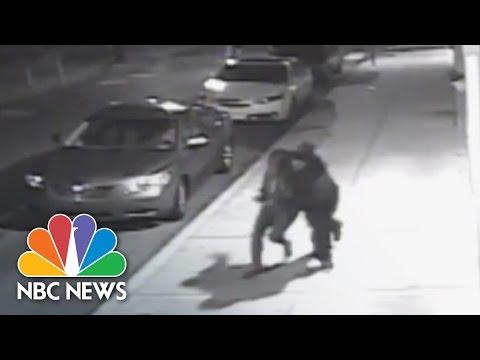 Philadelphia Woman's Abduction Caught On Camera | NBC News