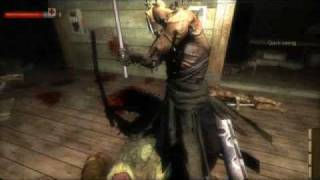 Condemned: Criminal Origins Final Fight