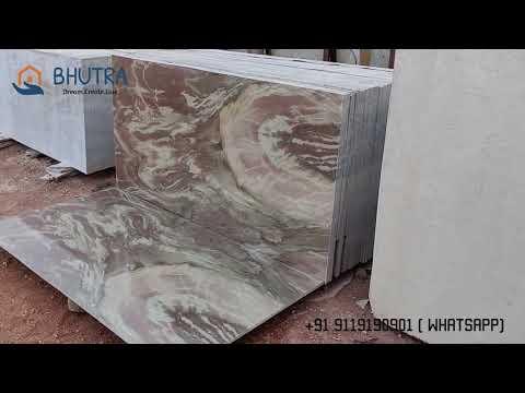 Katni Marble Beige Marble 40 48₹ Per Square Feet 91 9119190901 Katni Green Marble Katni Purple