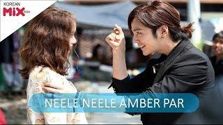 NEELE NEELE AMBAR PAR - KOREAN MIX HINDI SONG - MIXX ADDA