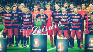 ♡نشيد نادي برشلونة مترجم بالعربي♡|HD|
