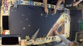 X-WING: Epic Furball Round 1 - X-Wing Miniatures - SPG