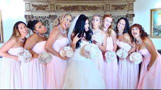 WEDDING DAY VLOG PART 1 OF 5