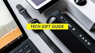 5 PERFECT tech gift ideas! // 2018 HOLIDAY GIFT GUIDE