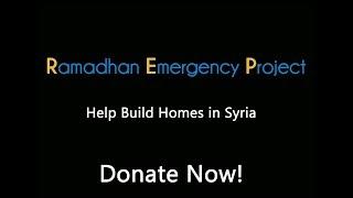Ramadan Emergency Project!