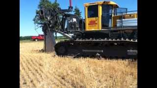 BRON 450 - Self Propelled Drainage Plow