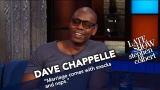 Dave Chappelle Updates His
