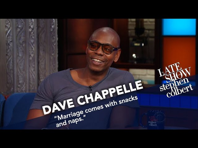 Dave Chappelle Updates His 'Give Trump A Chance' Statement