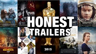 Honest Trailers - The Oscars (2016)