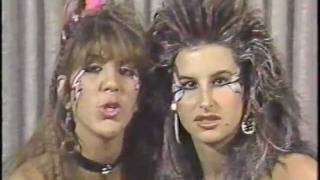 GLOW Americana & Susie Spirit vs Hollywood & Vine
