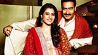 Ajay's surprise party on wife Kajol's b'day-biscoot.com
