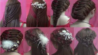 Bridal Hairstyles  - Các Kiểu Tết Tóc Cô Dâu Đẹp Lung Linh