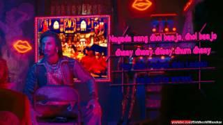 Nagada Sang Dhol (Instrumental / Karaoke) [from