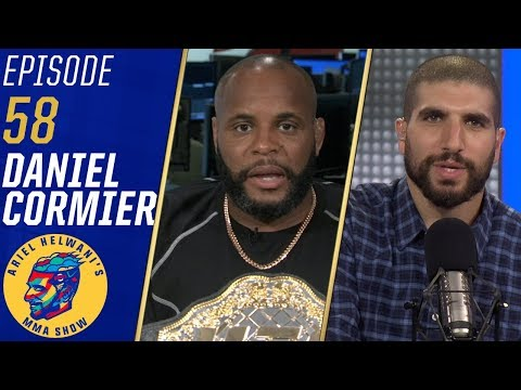 Daniel Cormier Stipe Miocic acted like a brat sitting out Ariel Helwani's MMA Show